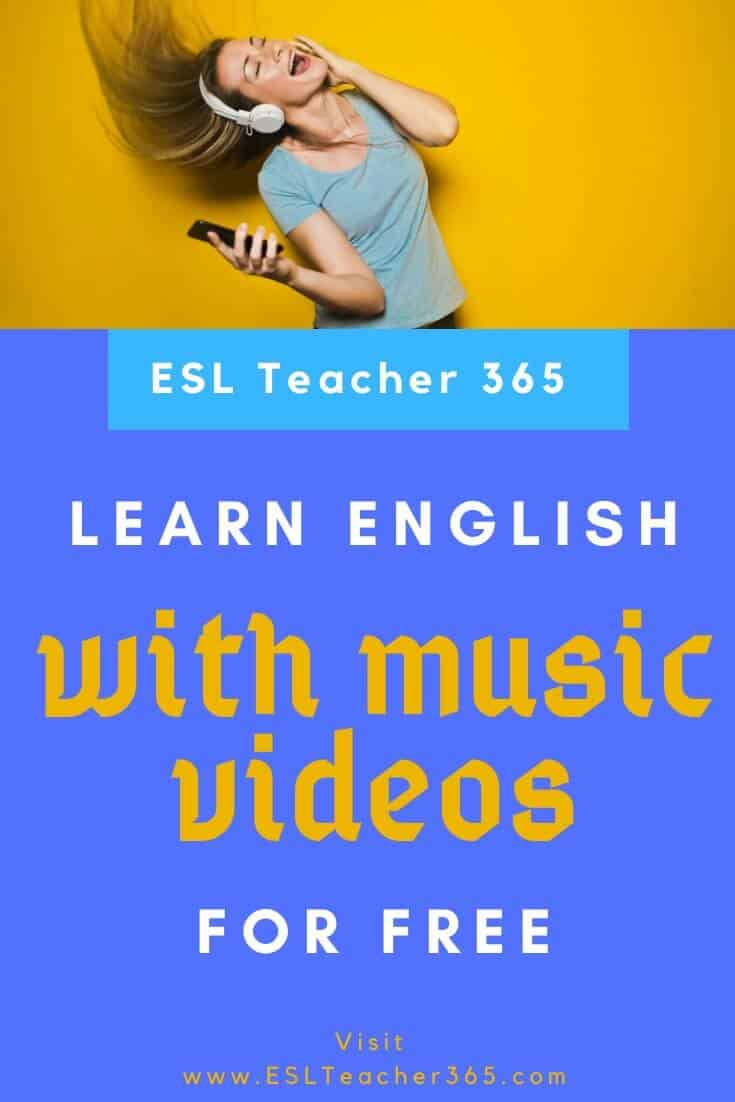 Learn English with Music Videos