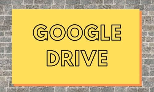 Google Drive for teaching English