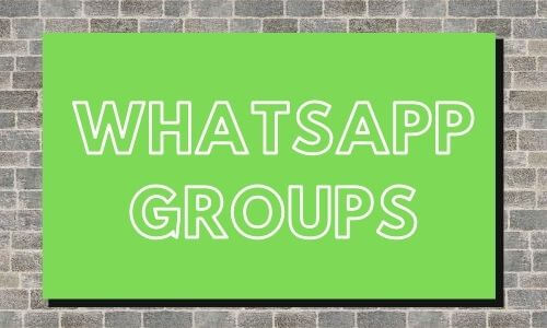 Whatsapp groups for learning English