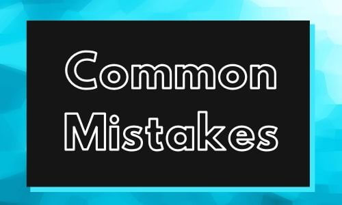 Common mistakesfor B2 First Reading and Use of English part 4