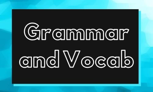 Grammar and Vocabulary for B2 First Reading and Use of English part 4