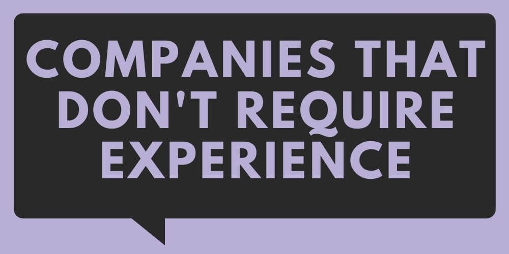 Online English companies that don't require teaching experience
