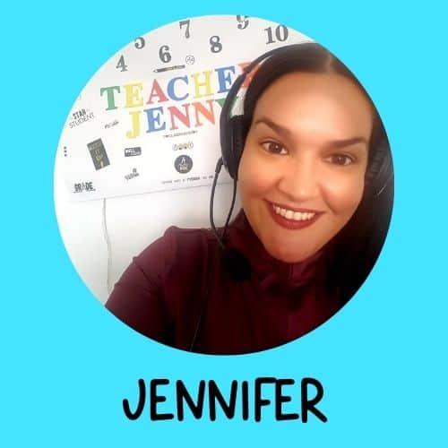 Magic Ears Teacher Jennifer