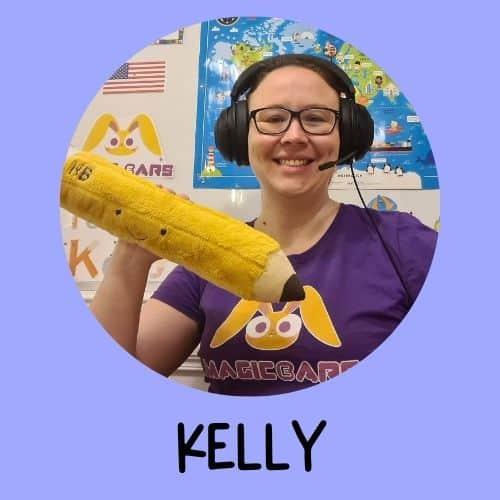 Magic Ears Teacher Kelly