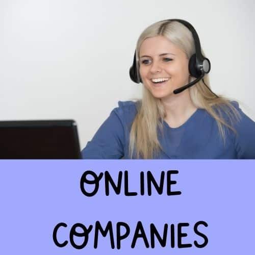 Online Companies