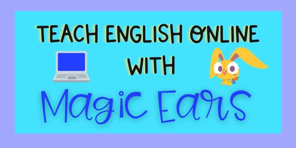 Magic Ears Review: Teach English Online