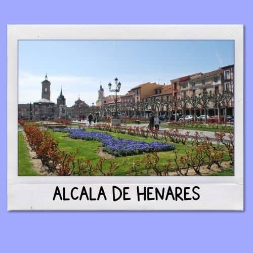 Alcala de Henares Instituto Franklin