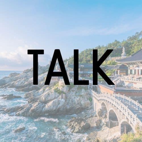 TaLK teaching program South Korea