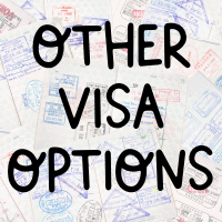 Other visa options for teaching English abroad